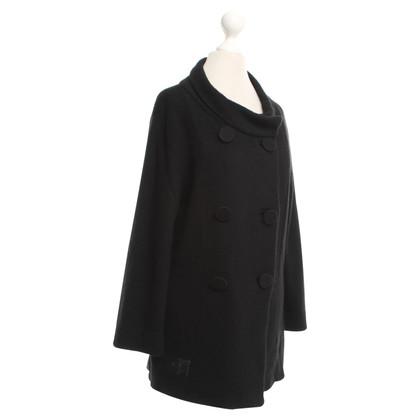 Joe Taft giacca di cashmere in nero