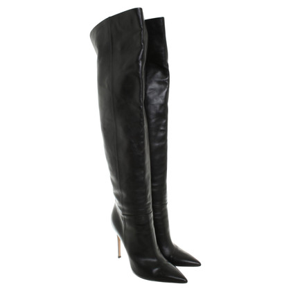 Gianvito Rossi Knee boots in black