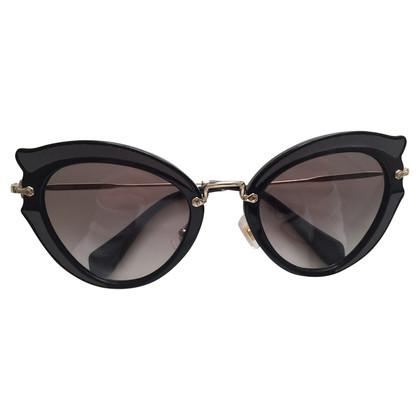 Miu Miu lunettes de soleil MiuMiu