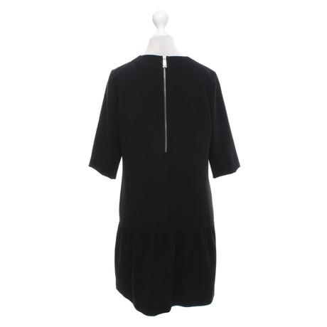 Pinko Schwarz Schwarz Schwarz Kleid in Kleid in Pinko in Schwarz Schwarz Pinko Schwarz Kleid gxzwRTfq