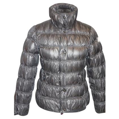 Moncler Down jacket in crash optics
