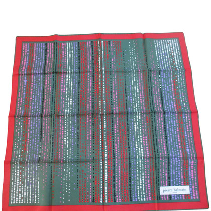 Pierre Balmain zijden sjaal