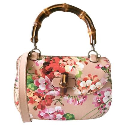 "Gucci ""Bamboo Bag Blooms"""