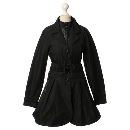 DKNY Rain coat in black