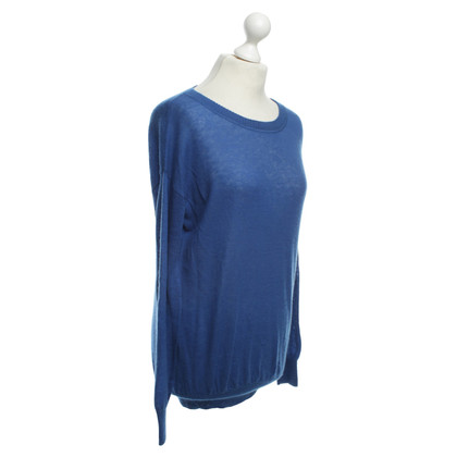 Strenesse Blue Blue knit pullover