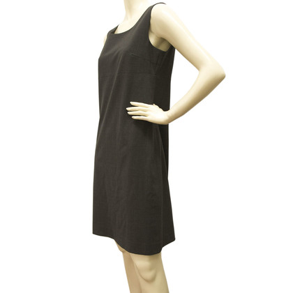 Donna Karan Gray sheath dress