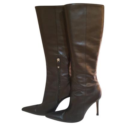 Gianni Versace Stivali al ginocchio