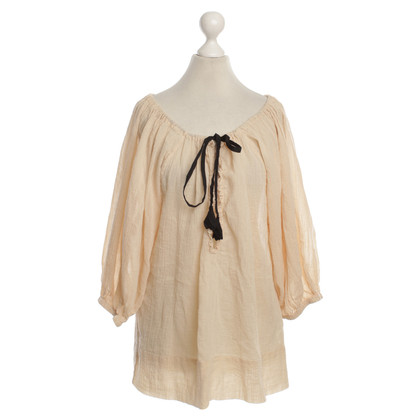 By Malene Birger Blouse beige