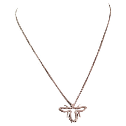 Christian Dior Ketting zilver