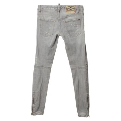 Dsquared2 Jeans in de verwoeste look