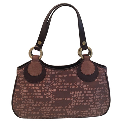 Moschino Cheap and Chic Lederhandtasche