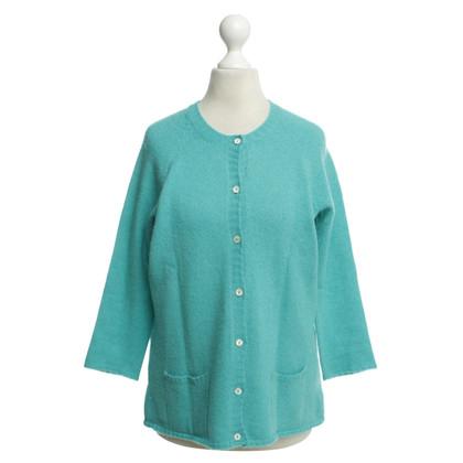 Andere merken Roberto Collina - turquoise Cardigan