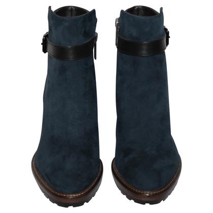 Steffen Schraut Blue Boots