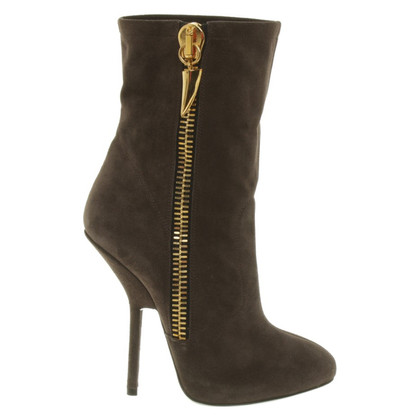 Giuseppe Zanotti Ankle boots in grey