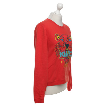 Kenzo Pullover in Rot
