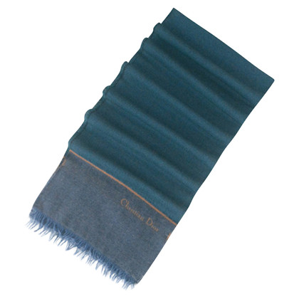 Christian Dior wollen sjaal