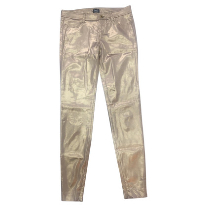 D&G Pantaloni in Gold
