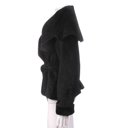 Giorgio Armani belt jacket