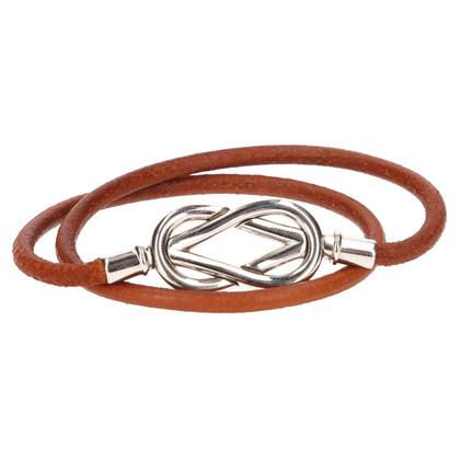 Hermès Atamé Double Tour-armband