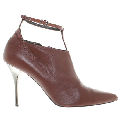 Dorothee Schumacher Bordeaux colored ankle boots
