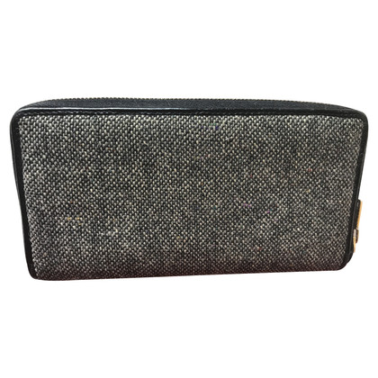 Yves Saint Laurent Tweed wallet Yves Saint Laurent