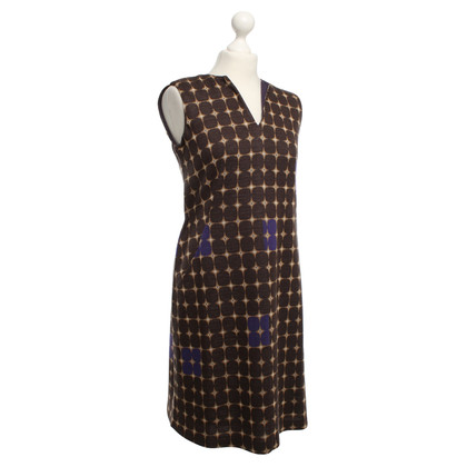 Maliparmi Dress with pattern