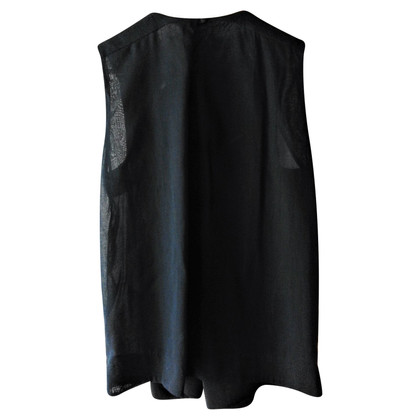 By Malene Birger Blouse shirt in zwart