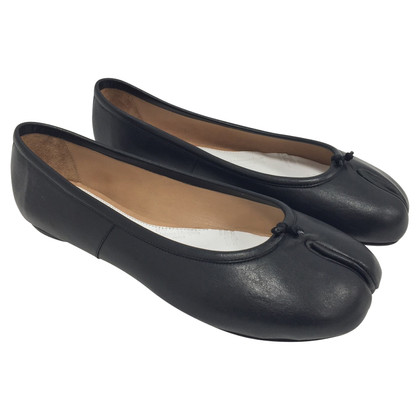 Maison Martin Margiela Ballerinas in black