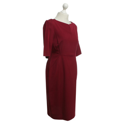 L.K. Bennett Dress in fuchsia