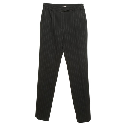 Hugo Boss trousers with pinstripe