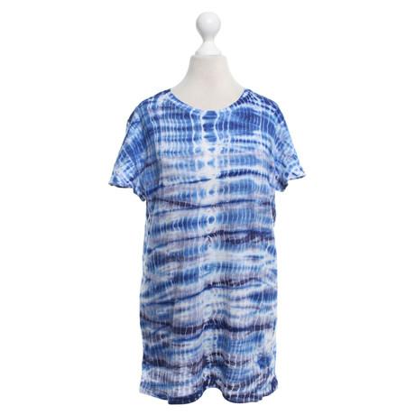 muster proenza t proenza bunt schouler mit muster schouler t shirt shirt batik tpqrn1 - Batiken Muster