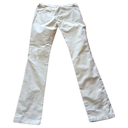 Richmond Pantalon avec broderie