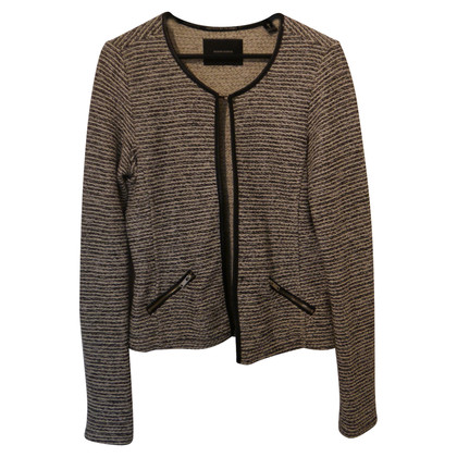 Maison Scotch boxy jacket
