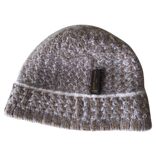 86460f5cf98b4 Louis Vuitton Wool hat - Second Hand Louis Vuitton Wool hat buy used ...