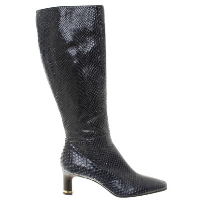 Dolce & Gabbana Boots made of snakeskin