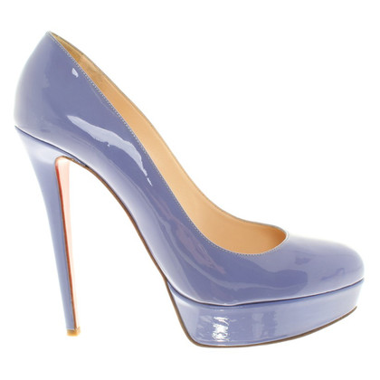 Christian Louboutin pumps in lilac