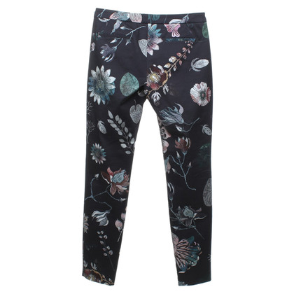 Versace trousers with pattern