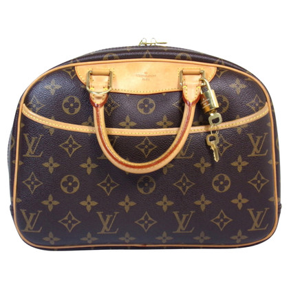 "Louis Vuitton ""Trouville PM Monogram Canvas"""
