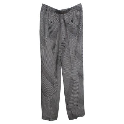 Neil Barrett Pantaloni di seta