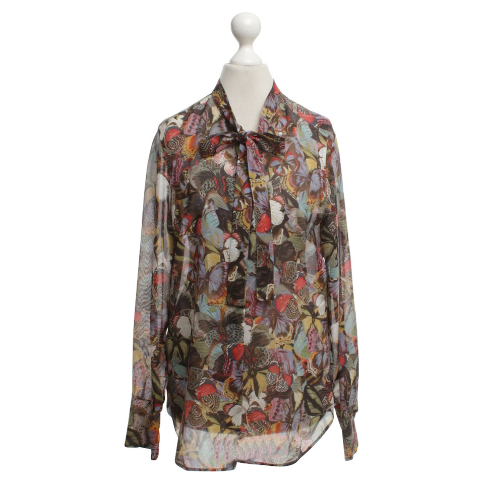 Valentino Colorful Blouse