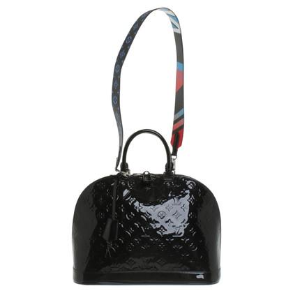"Louis Vuitton ""Alma GM Monogram Vernis"""