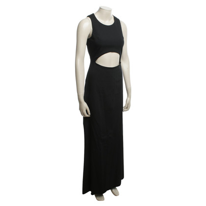 Versus Maxi dress with cut outs