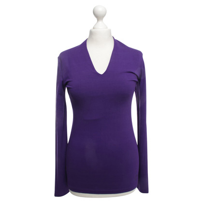 Laurèl Long-sleeved shirt in purple
