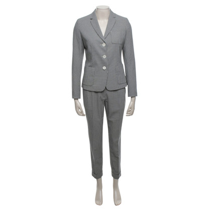Max Mara Pantsuit with faucet pattern