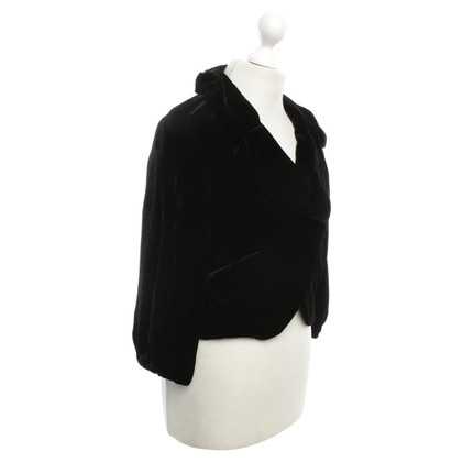 Day Birger & Mikkelsen Black velvet blazer