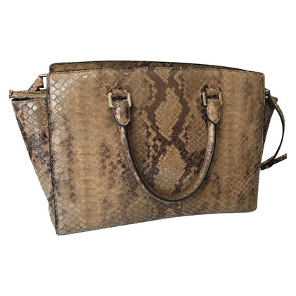 Michael Kors Snakeskin limited edition