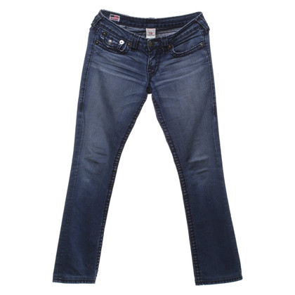 True Religion Jeans in Dunkelblau