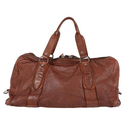 Miu Miu Duffle bag in leather