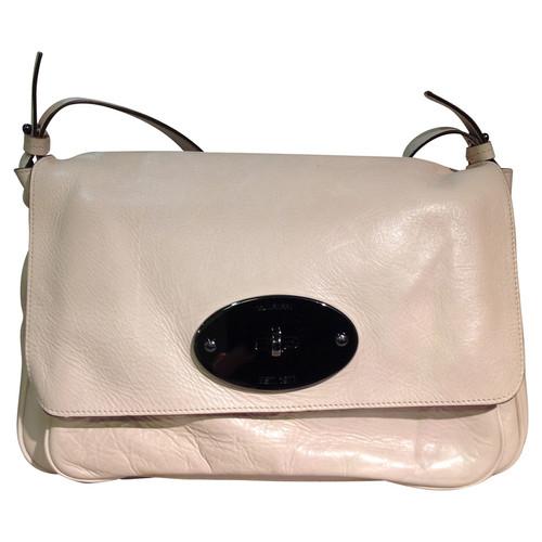 6da8a2a8e2 Mulberry Shoulder bag in cream - Second Hand Mulberry Shoulder bag ...