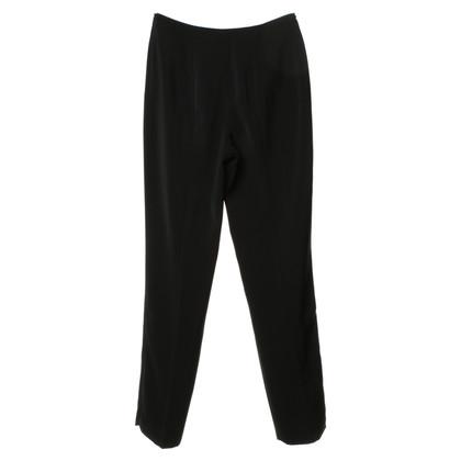 Mugler Trousers in black
